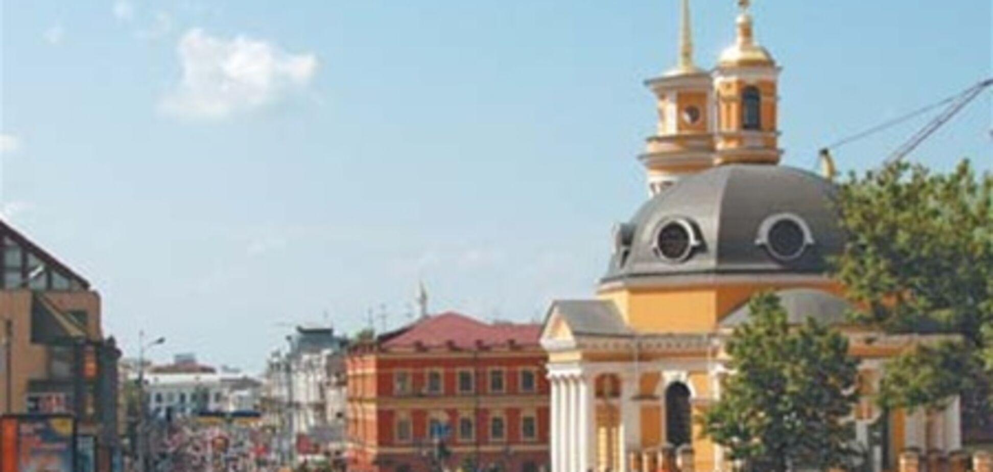 На Почтовой площади начинается масштабное строительство