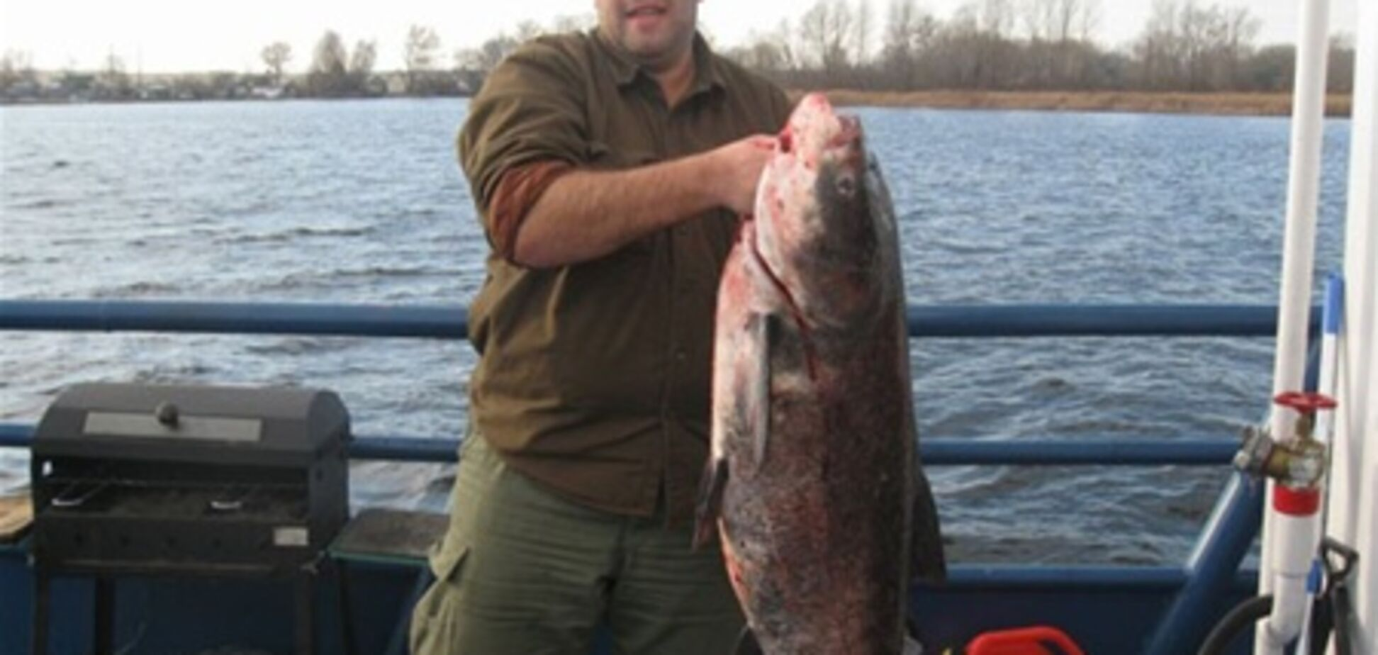 Особенности столичной рыбалки