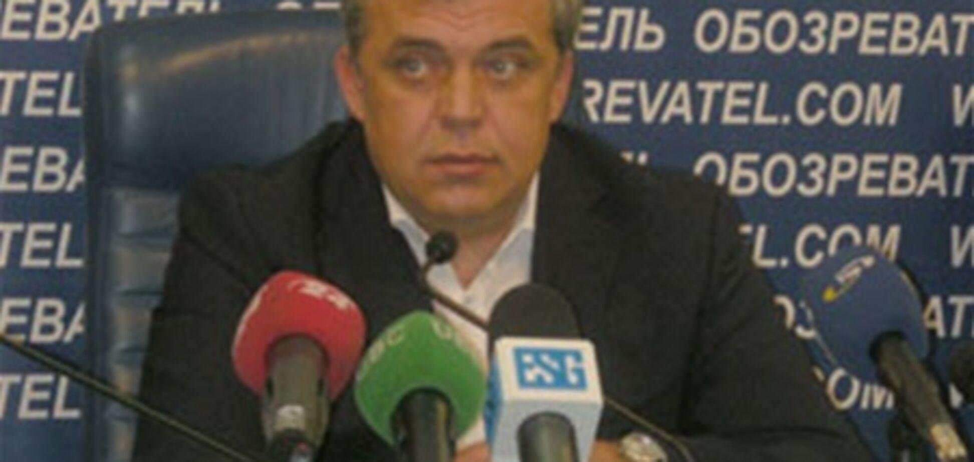 Экс-депутат намекает, что Ющенко не в своем уме