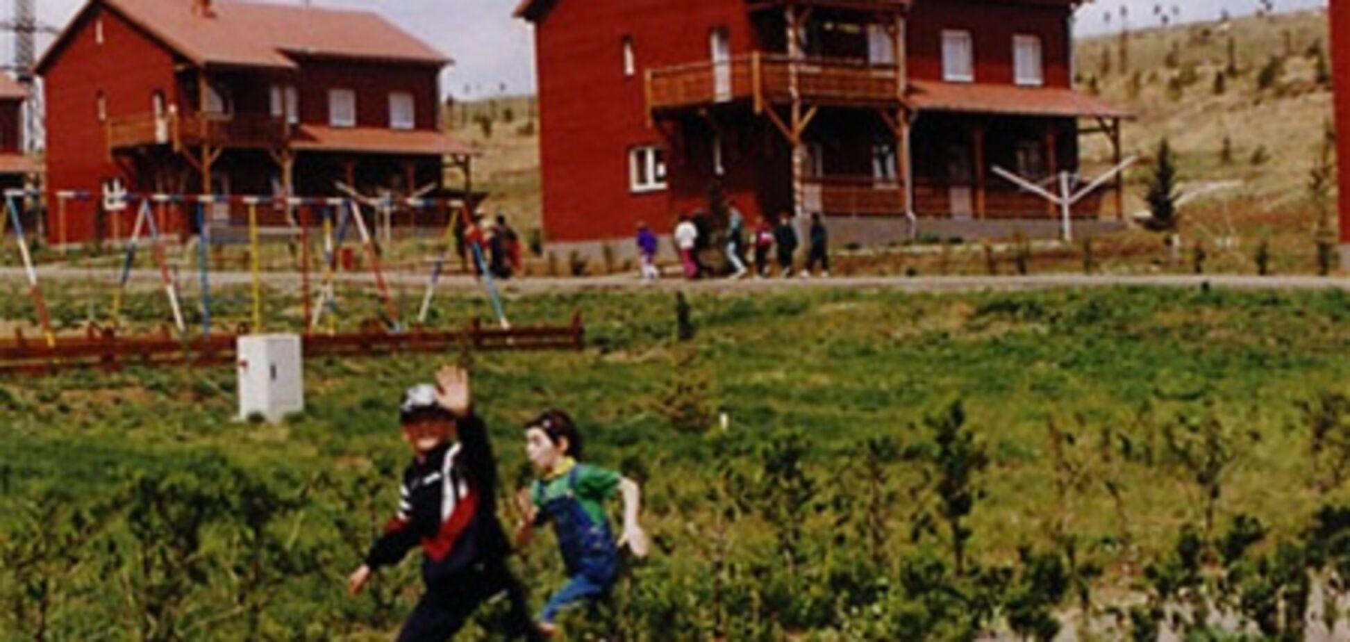 В Луганске откроют Children Village за €1,15 млн