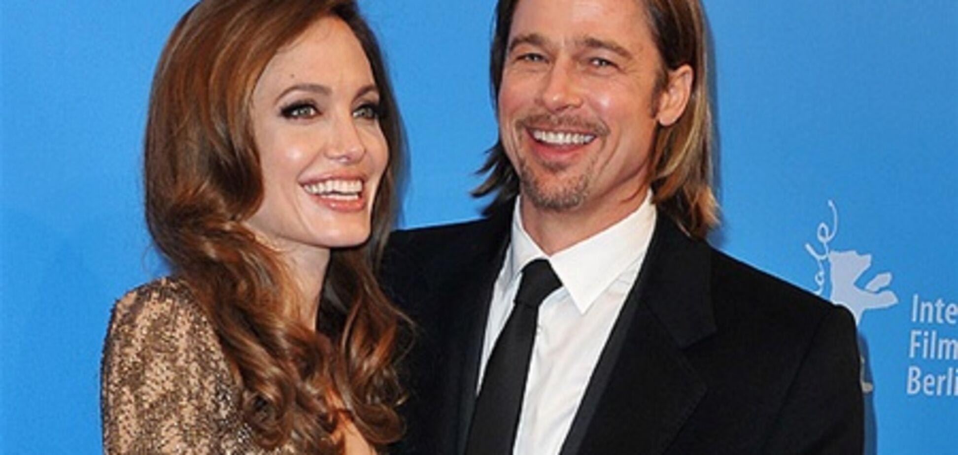 Брэд Питт и Анджелина Джоли: свадьба в эти выходные?