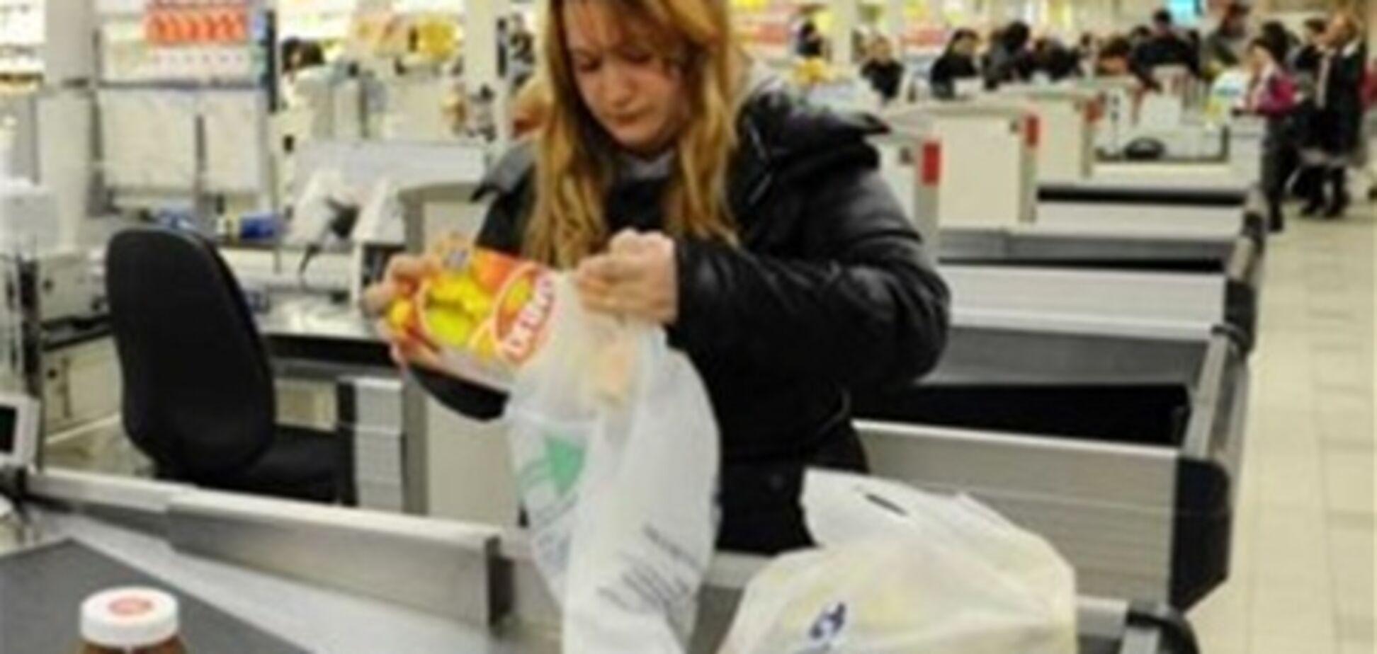 Число магазинов в Украине выросло на 3%