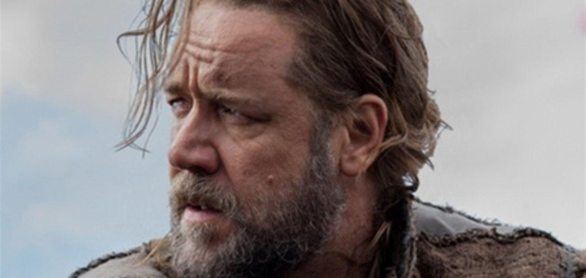 Рассел Кроу в образе Ноя: первое фото