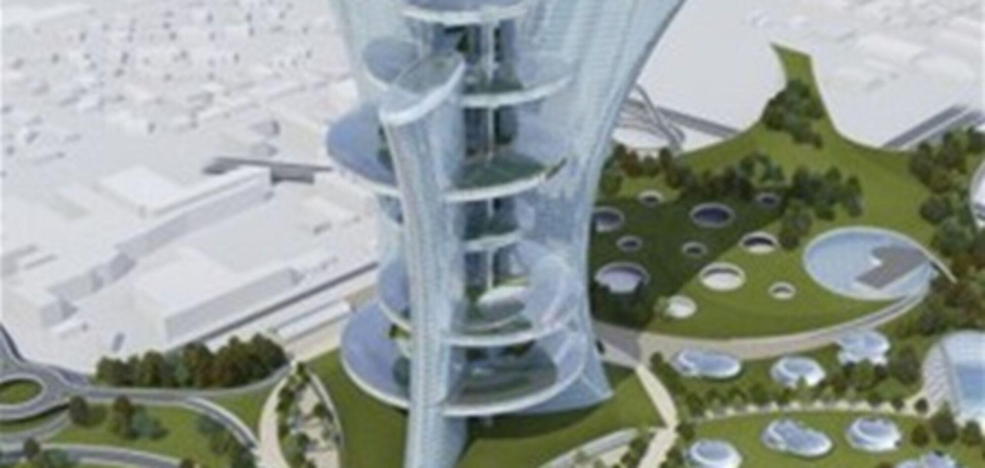 Пьер Карден намерен построить в Венеции футуристический небоскреб