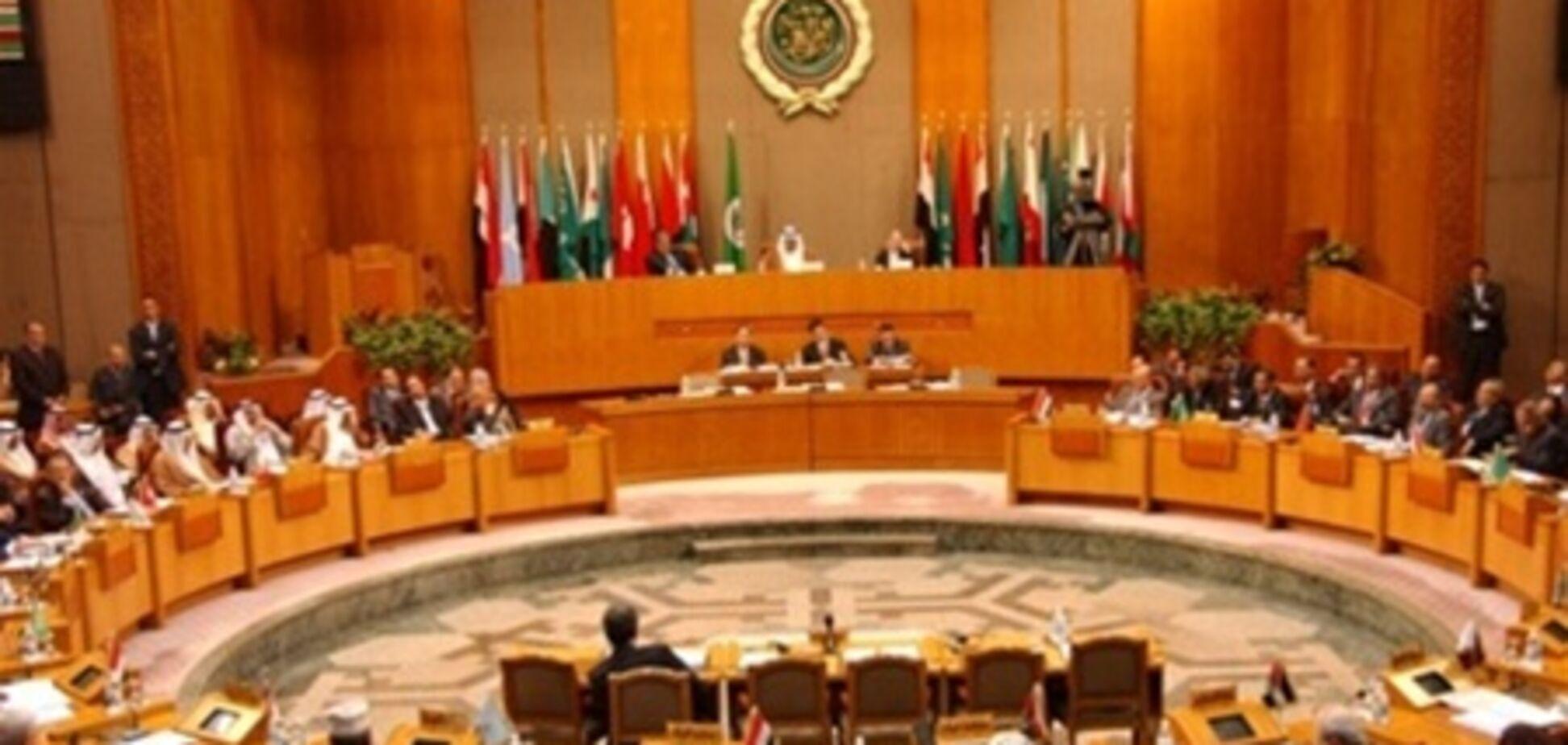 ЛАГ ведет консультации с ООН по поводу миссии Аннана