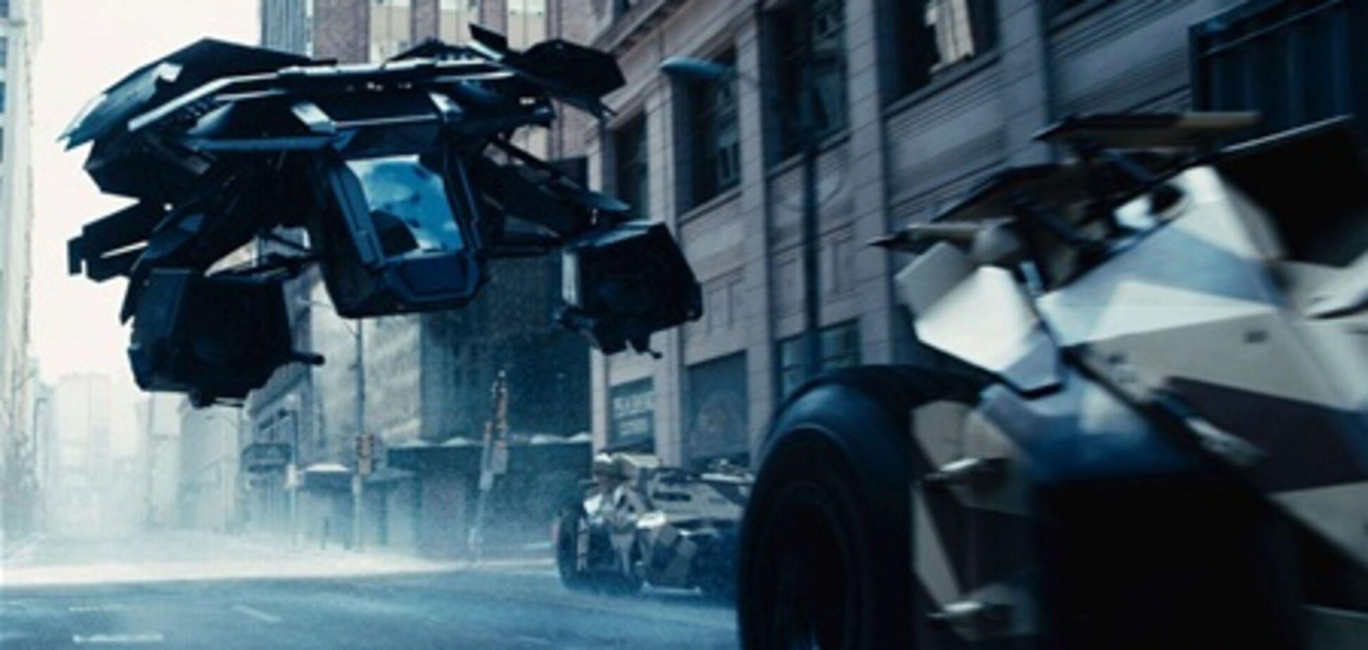 Военные эксперты высмеяли летательный аппарат Бэтмена