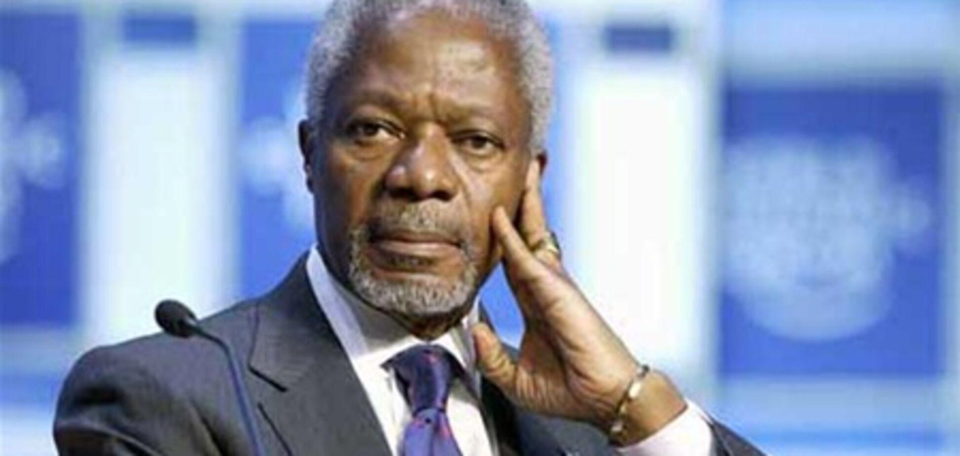 Эксперт: после ухода Аннана сирийский кризис решат силовым вариантом