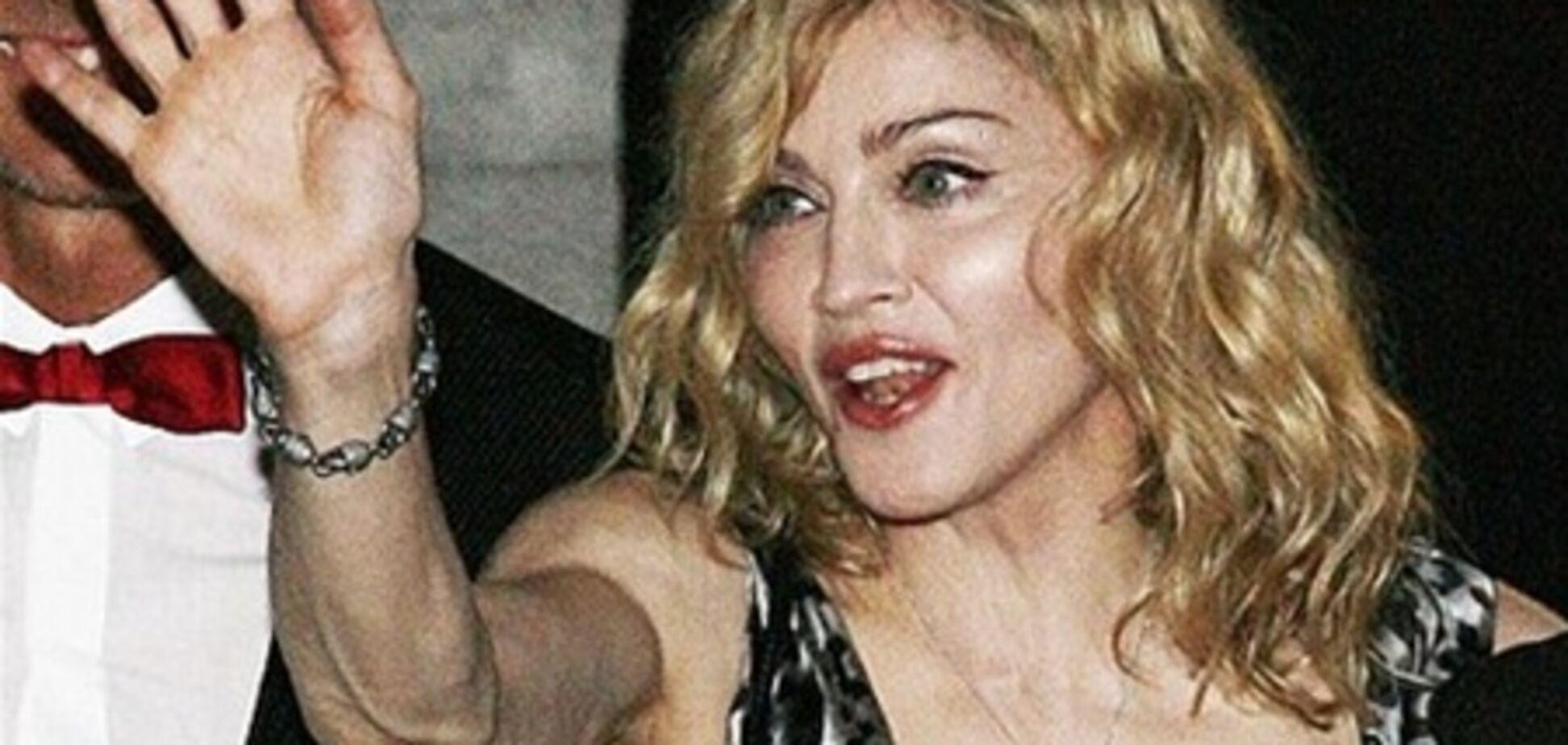 Вишиванку Мадонні ще не вручили