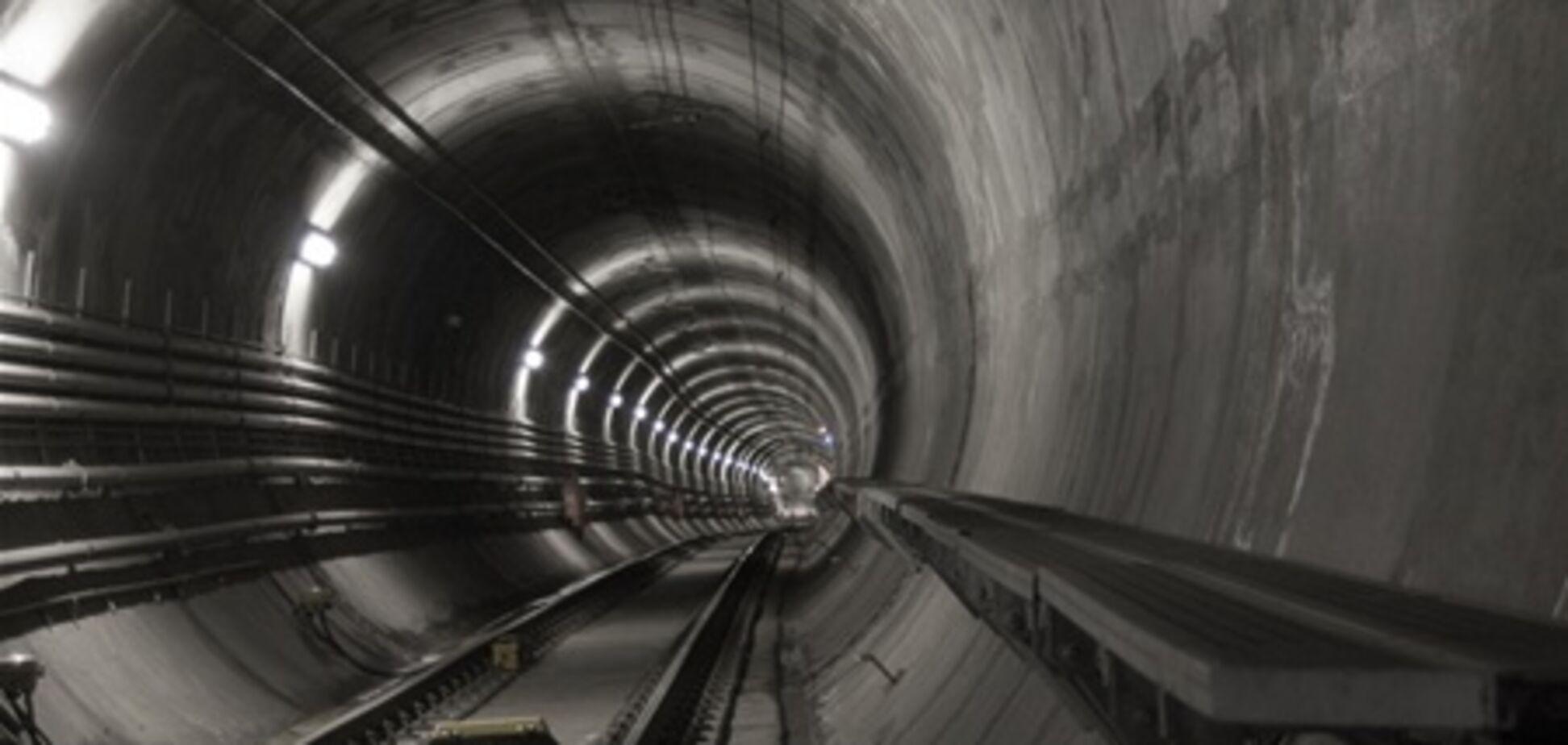 Строить метро на Троещину будут за российские деньги