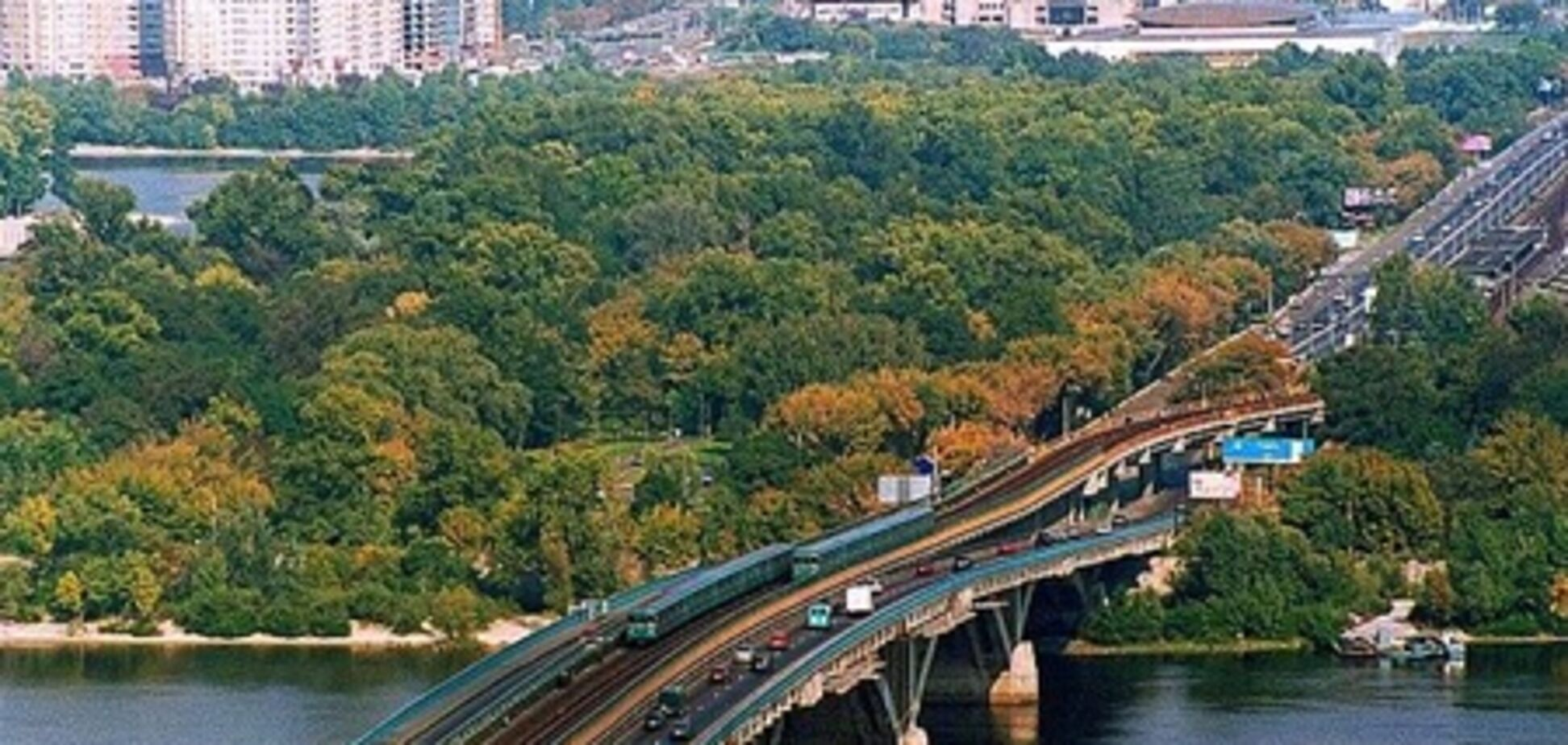 В следующем году планируют отремонтировать мост Метро
