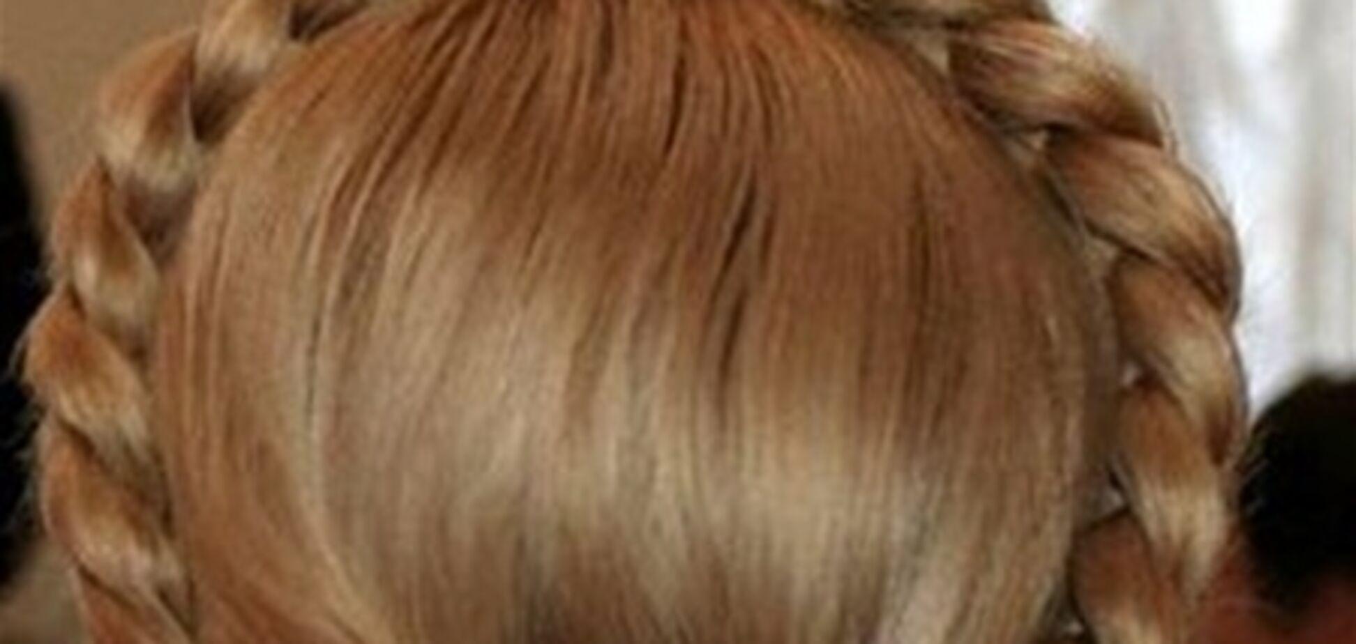 Оппозиционерки украшают головы косами