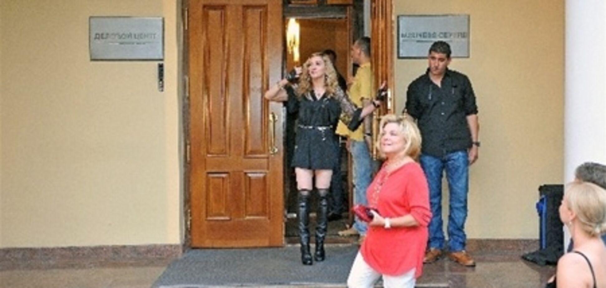 Мадонна намагається звільнити Pussy Riot