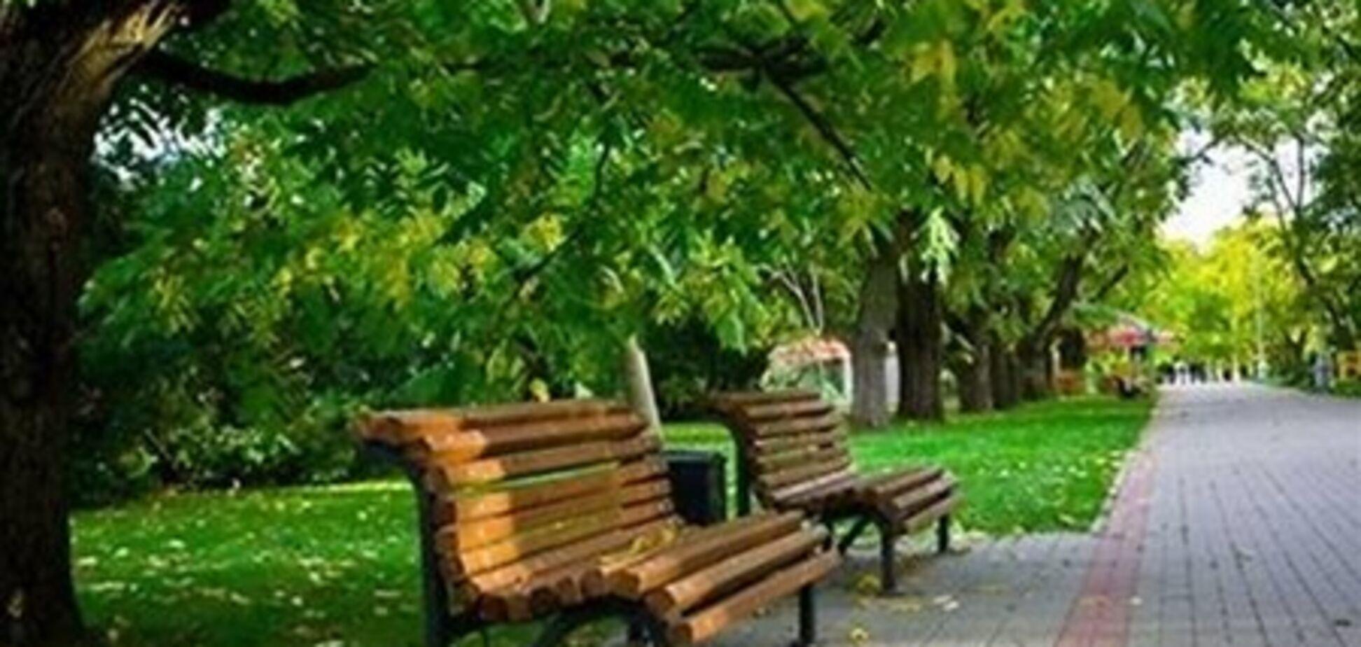 В Киеве 'новую жизнь' получили 4 зеленые зоны