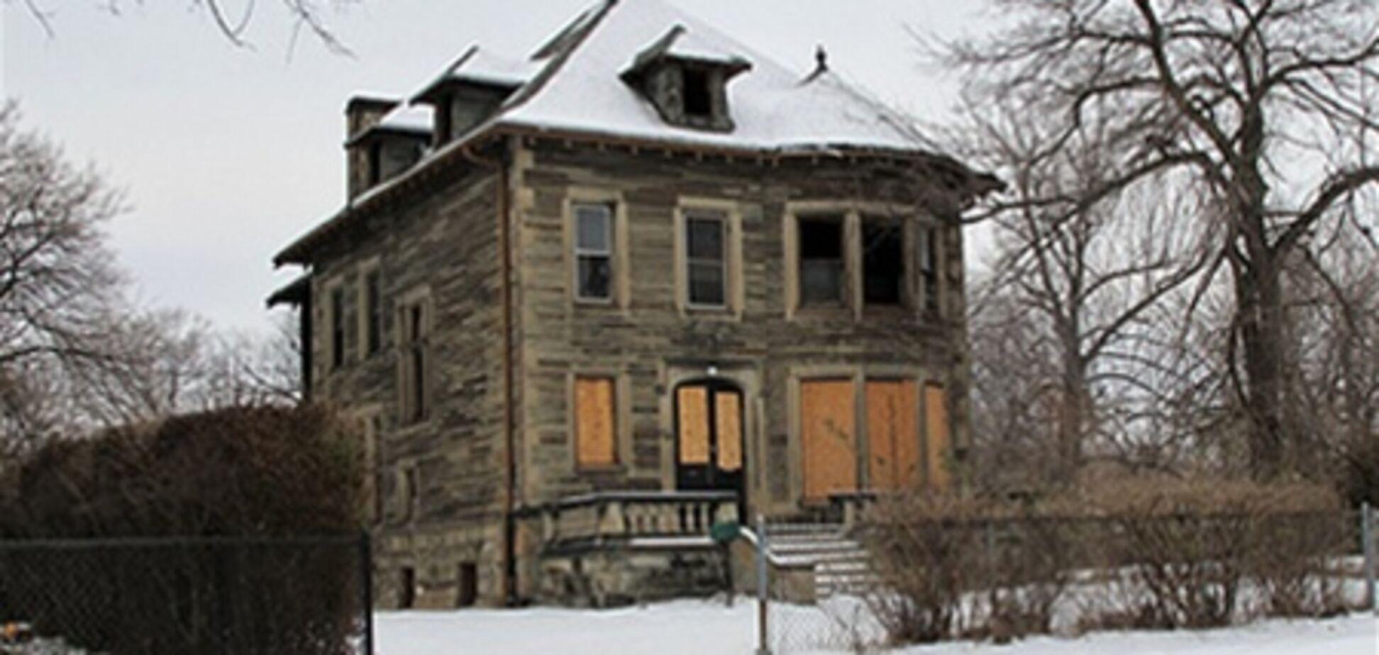 В США за $900 выставлен на продажу заложенный за долги дом