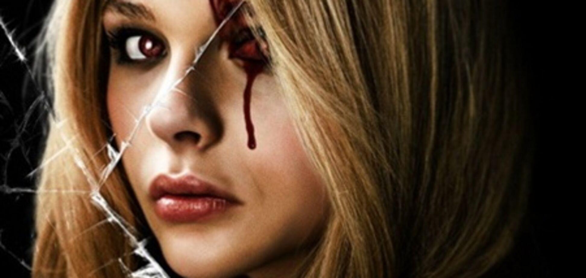 Кровавая Хлоя Морец: первые кадры из новой 'Кэрри'