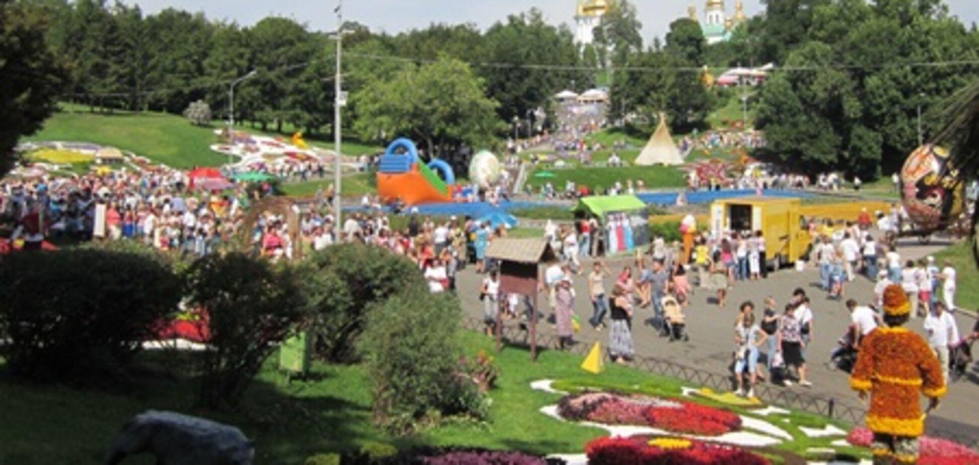 Київ продовжує святкувати День Незалежності