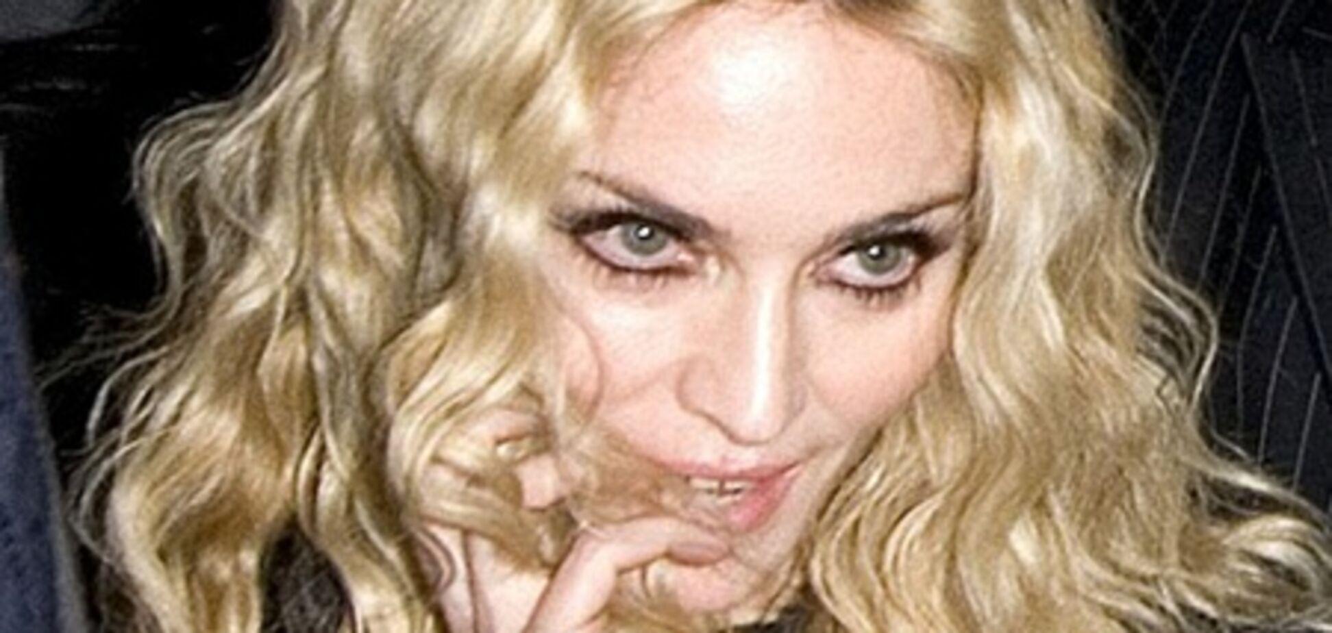 Мадонна простила сэра Элтона за оскорбления