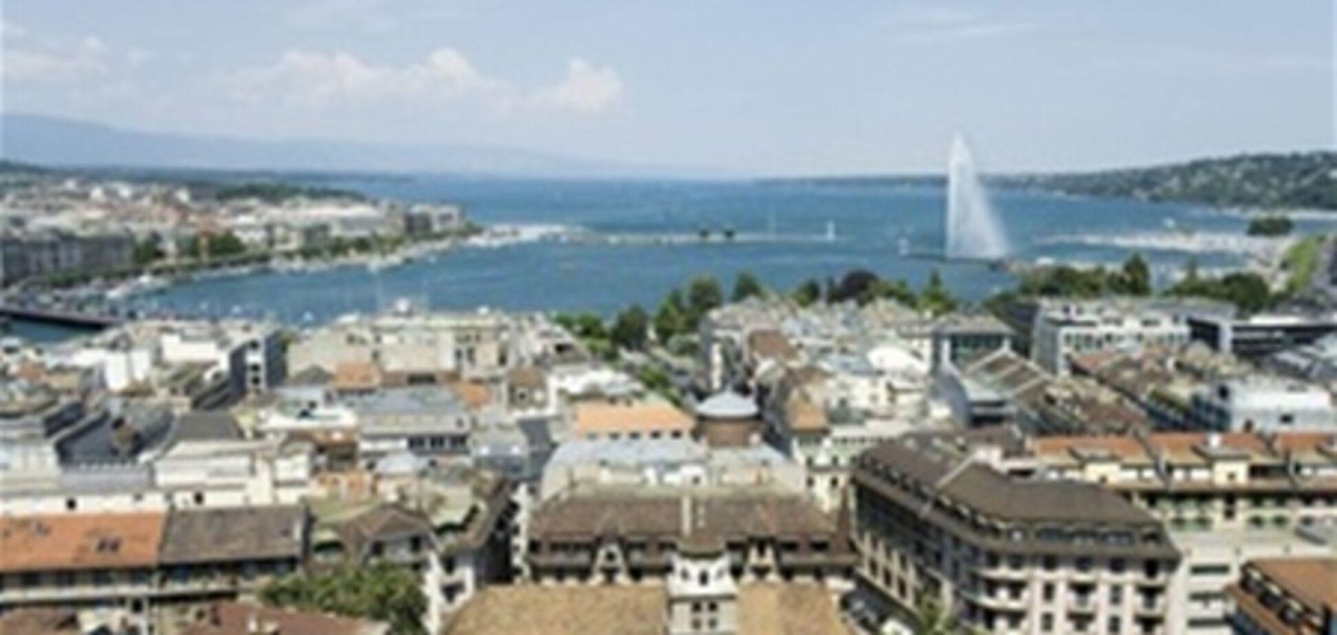 Женева вышла в лидеры по стоимости жилья