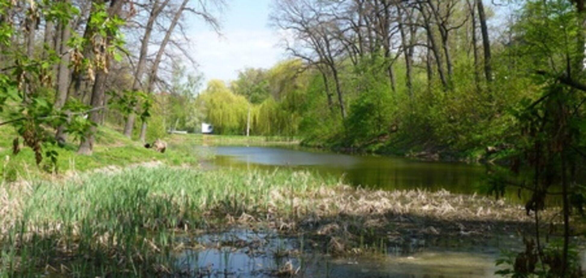 В Киеве собираются реконструировать один из самых больших парков