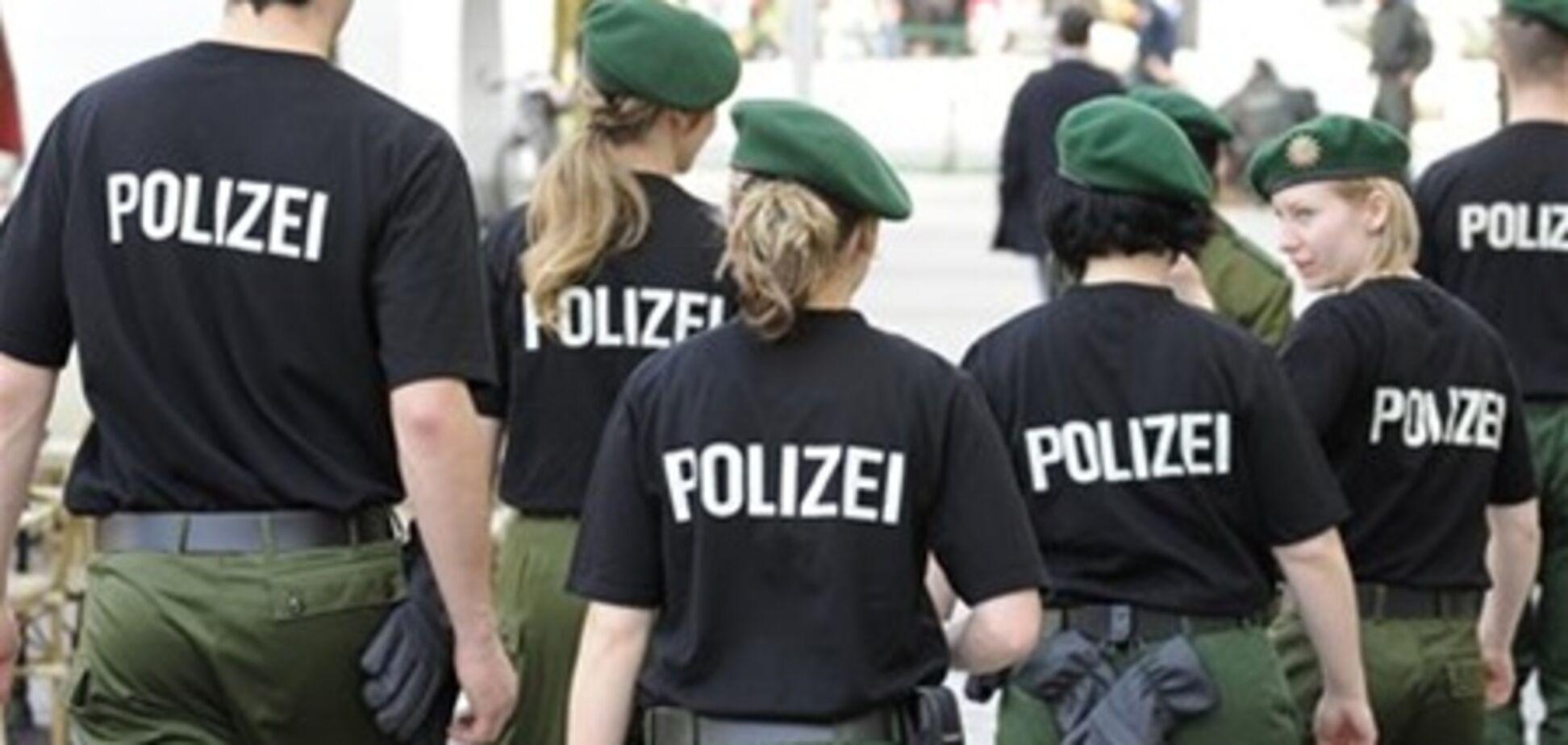 Германию обвинили в финансировании белорусской милиции