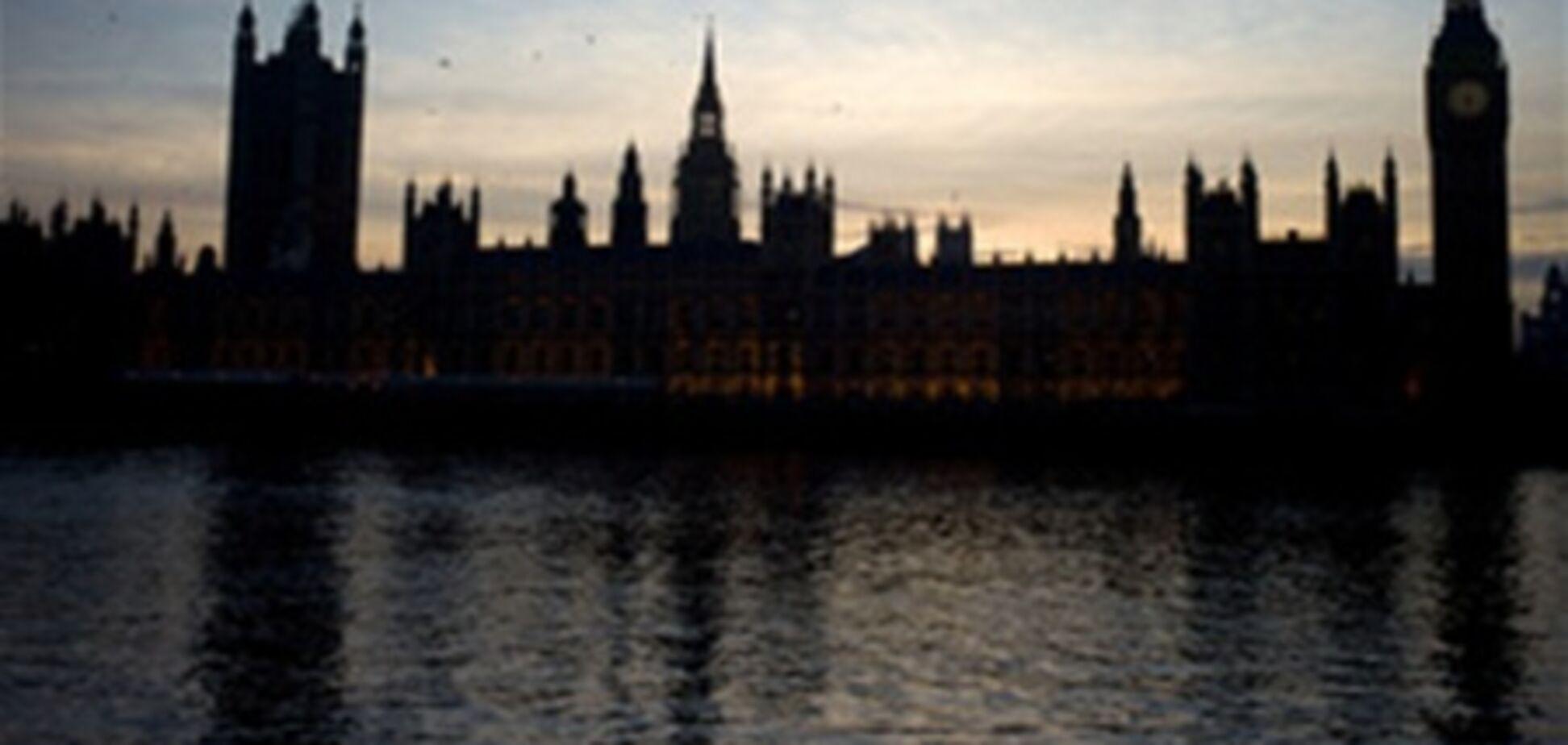 Британский парламент могут закрыть на 5 лет