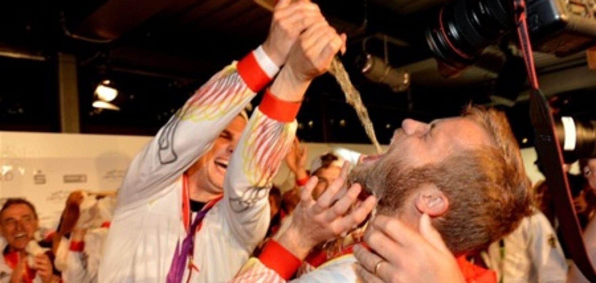 От немецких олимпийцев потребовали компенсацию за вечеринку на теплоходе