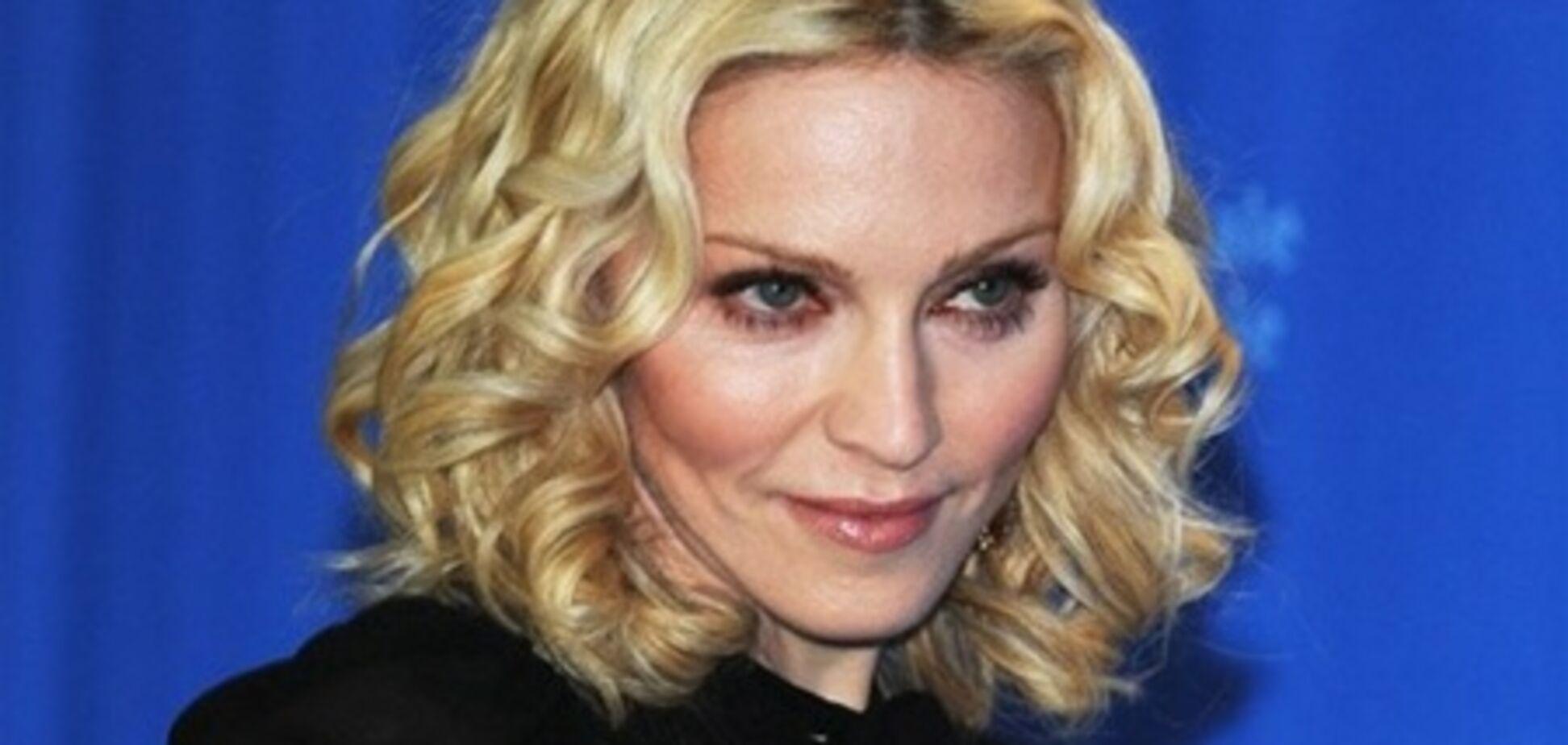 Мадонна посетила святыни Киева