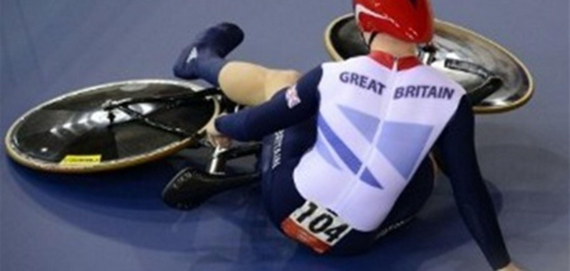 У олимпийского чемпиона по велоспорту украли велосипед