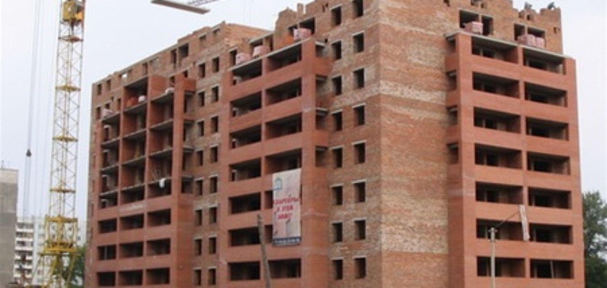 На 'Доступное жилье' выделят миллиард гривен в 2013