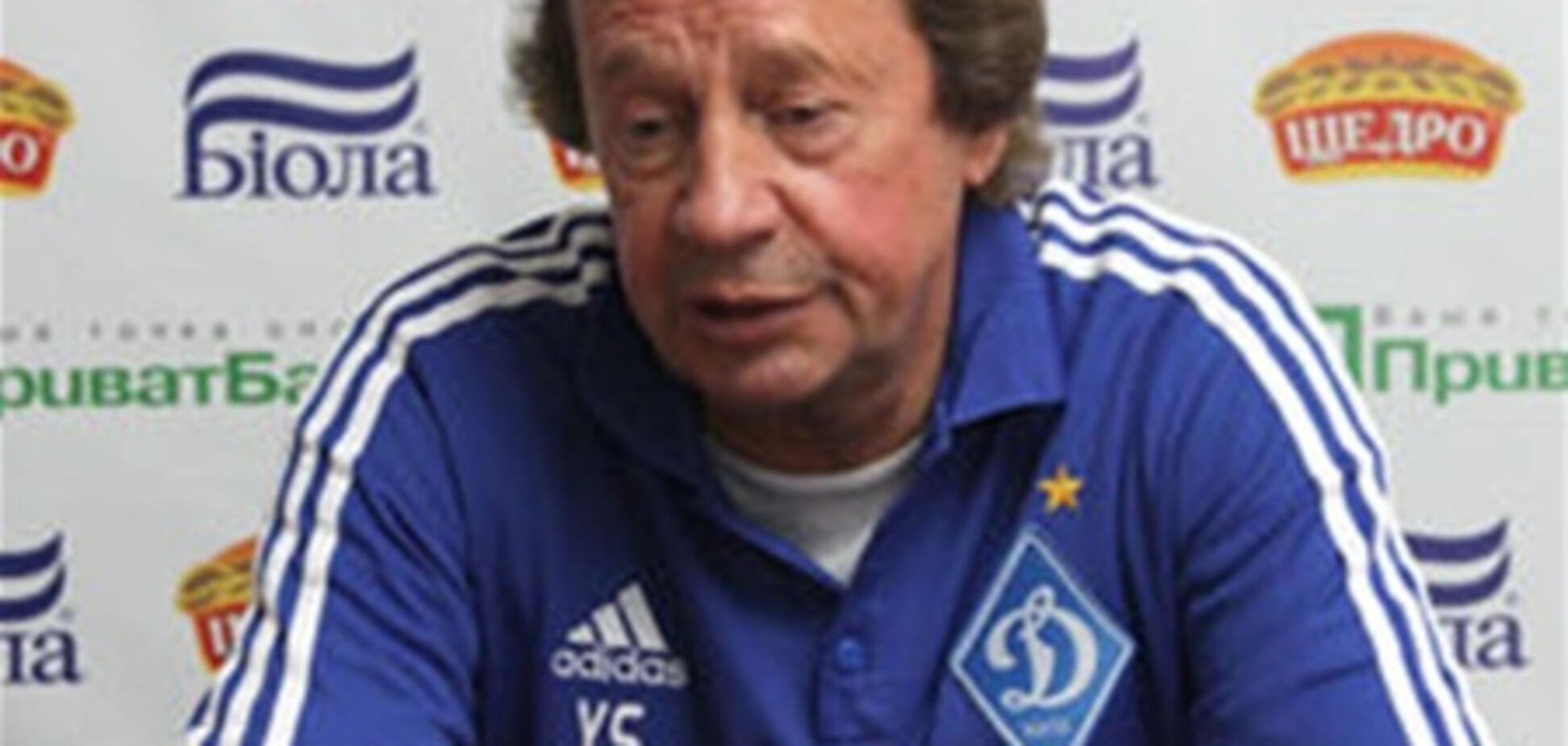 Семин: это был самый сложный матч для 'Динамо'