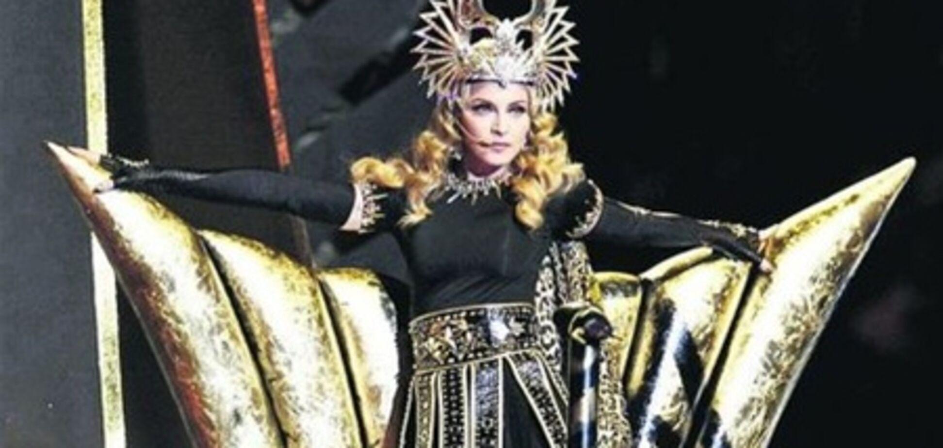 Українські зірки в захваті від Мадонни