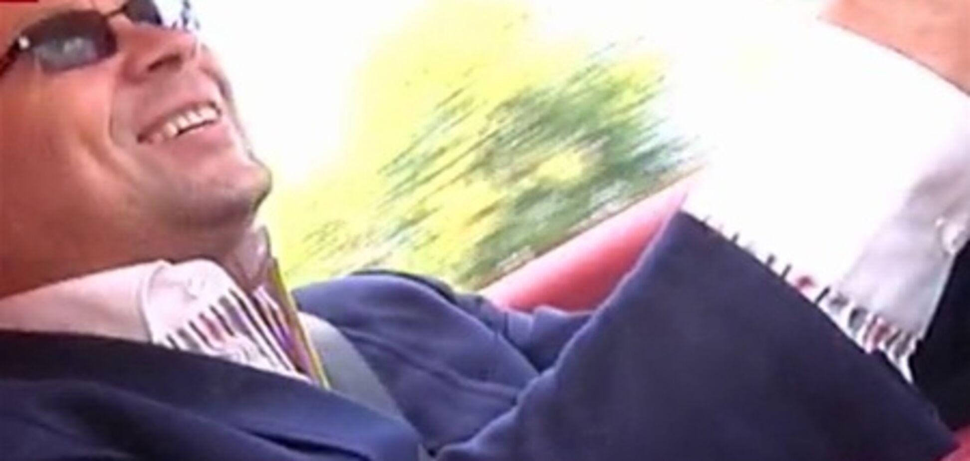Депутат-гонщик заплатил штраф за 240 км/ч