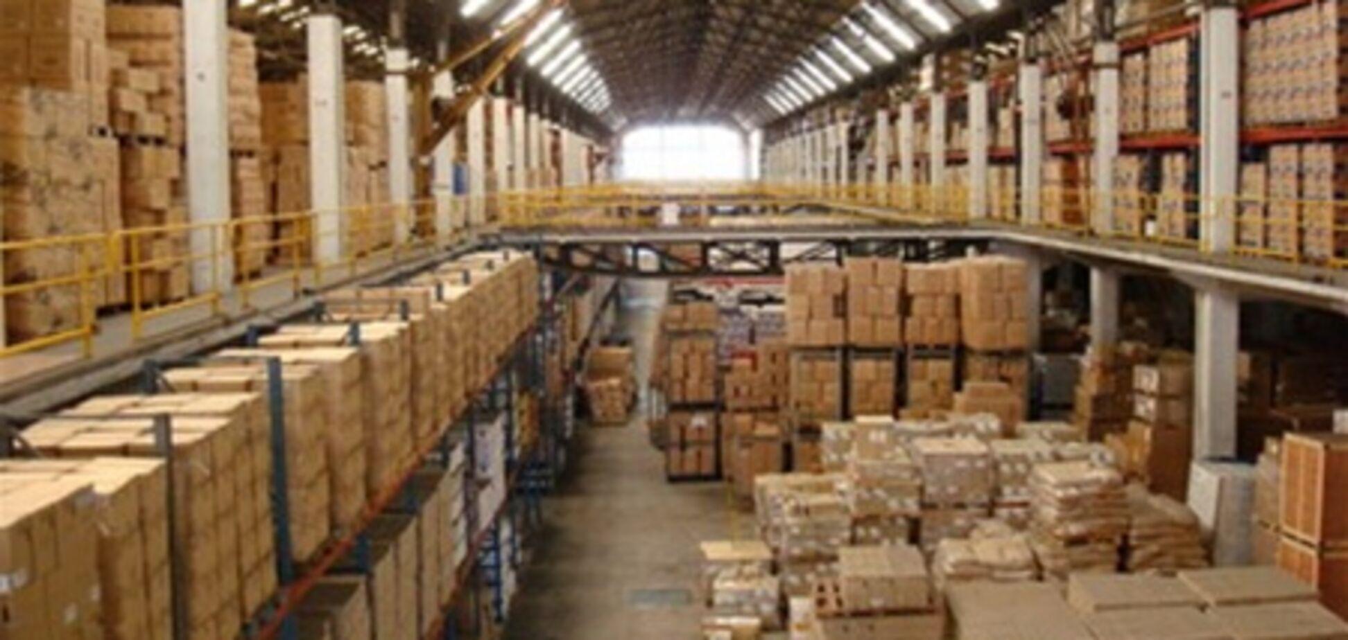 В Киеве все меньше предлагают складов
