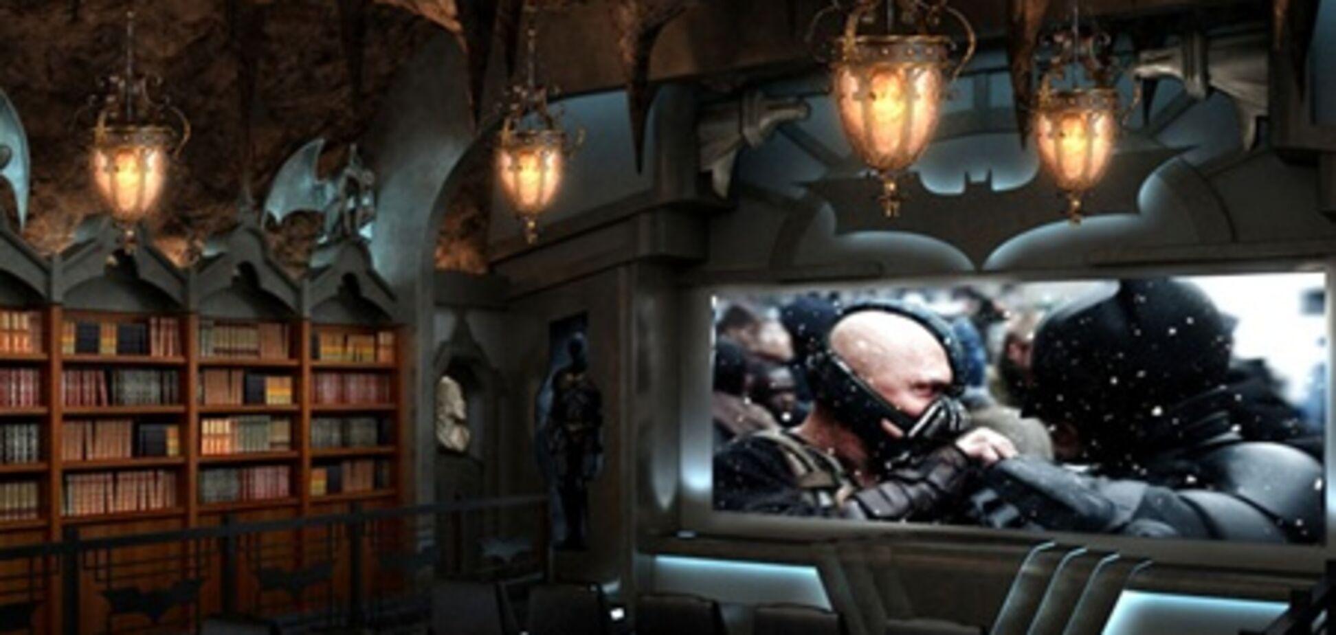 Объявлена цена кинотеатра в стиле убежища Бэтмена