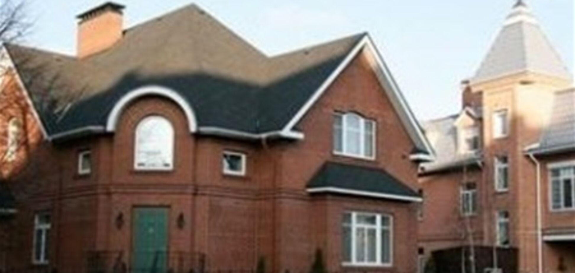 Дома под Киевом в среднем продают за $988/кв.м.