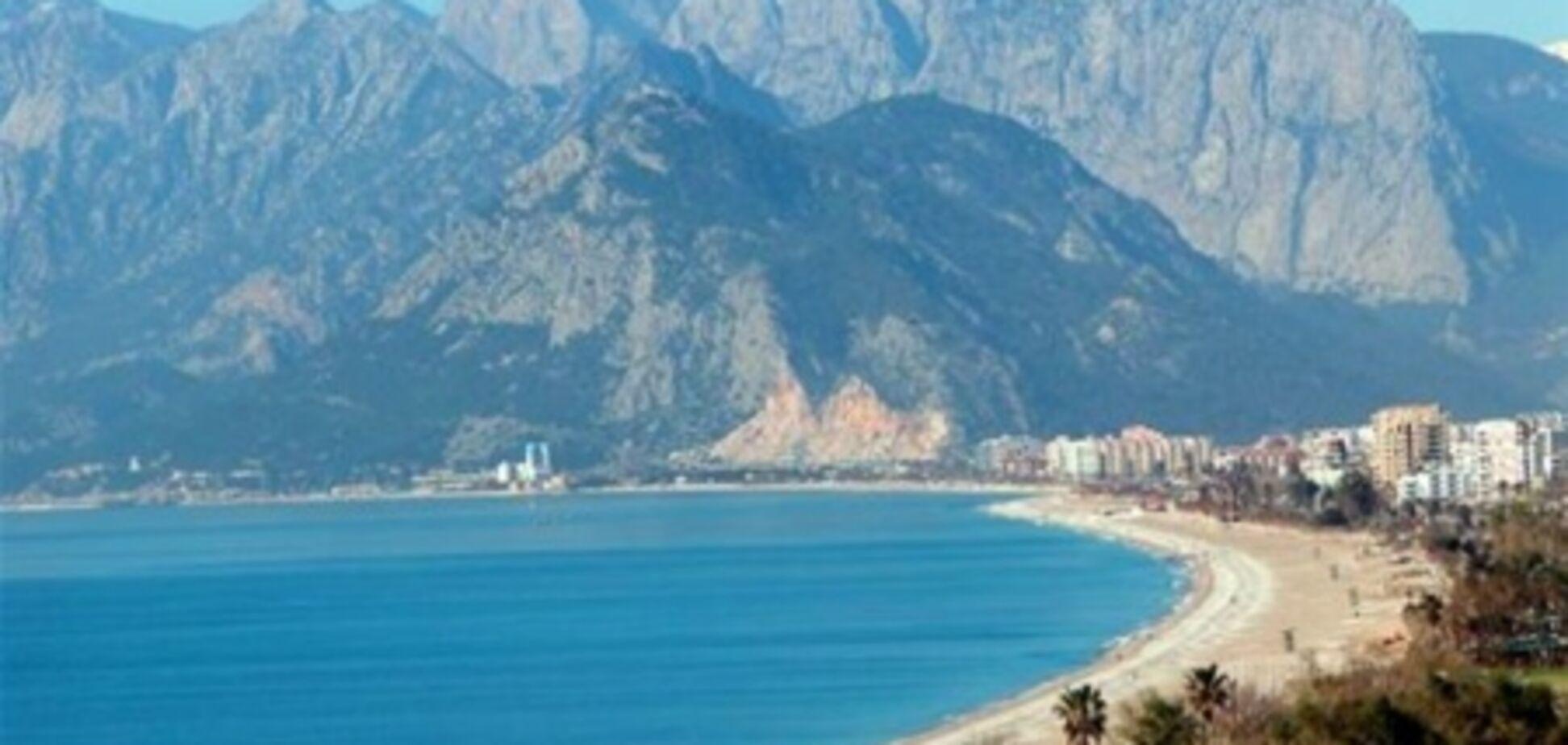Украинцам запретили покупать недвижимость на турецком побережье