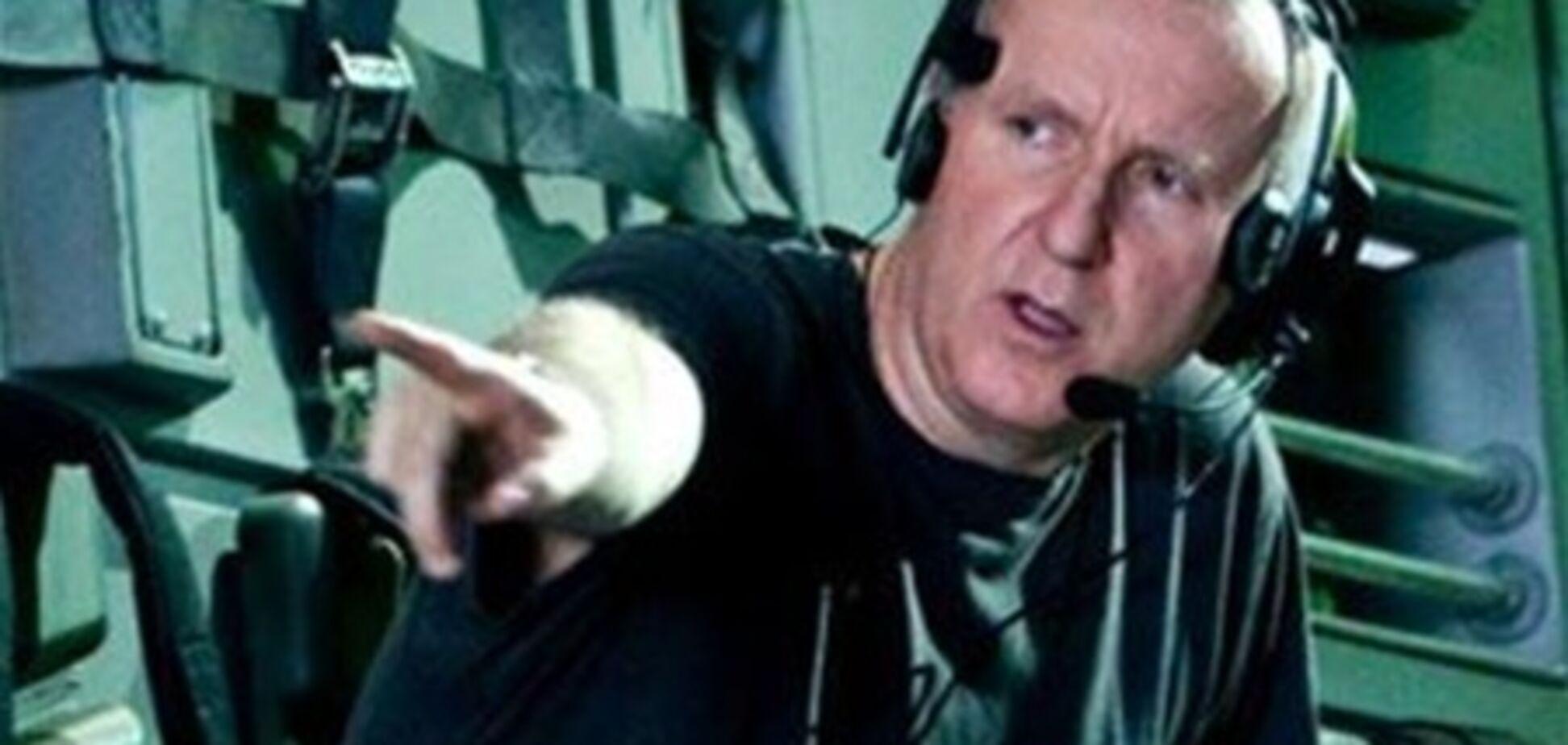 Джеймс Кэмерон будет разрабатывать 3D-оборудование в Китае
