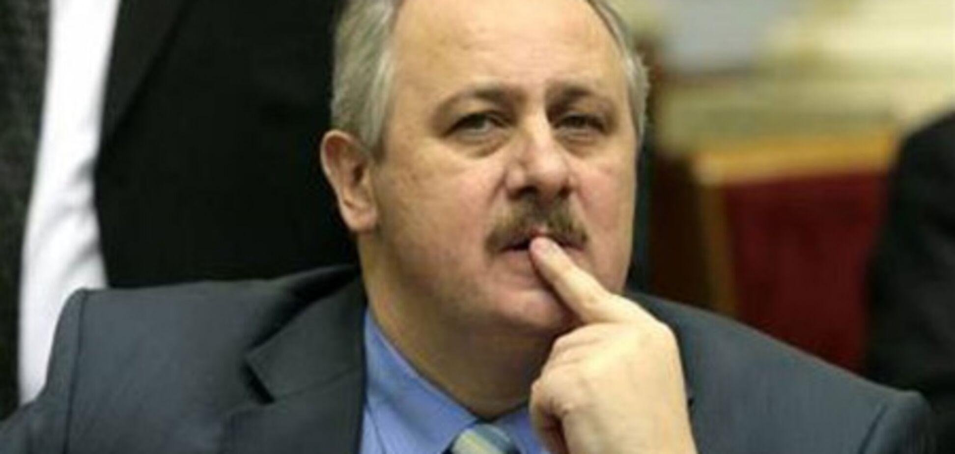 Зарубинский отрицает политические договоренности между ПР и Литвином