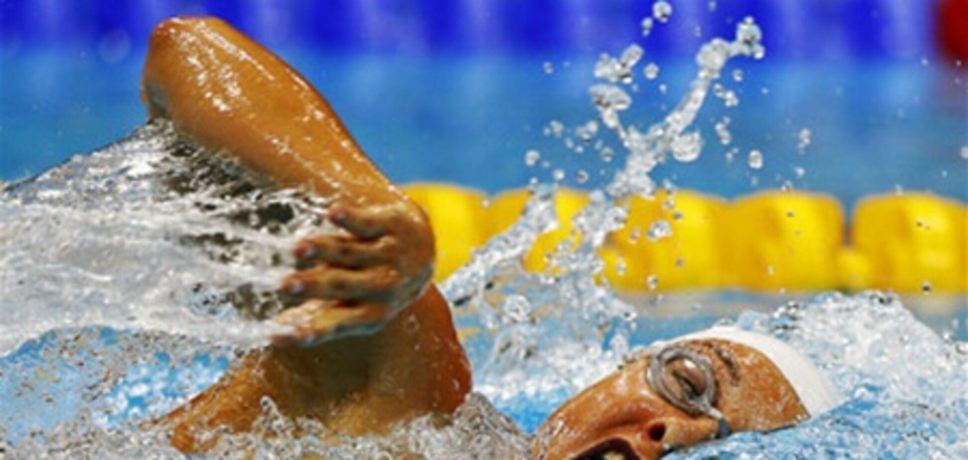 Украинец выиграл золото Паралимпиады в плавании