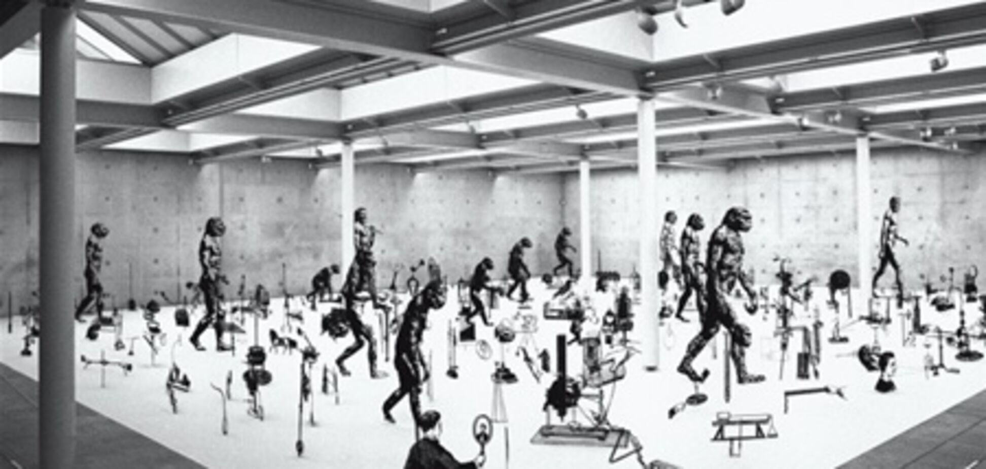 Мистецкий Арсенал покажет работы скульптора Олимпийских игр