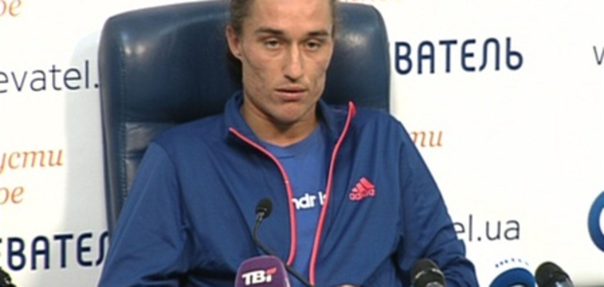 Долгополов назвал имена 'врагов' в Федерации тенниса