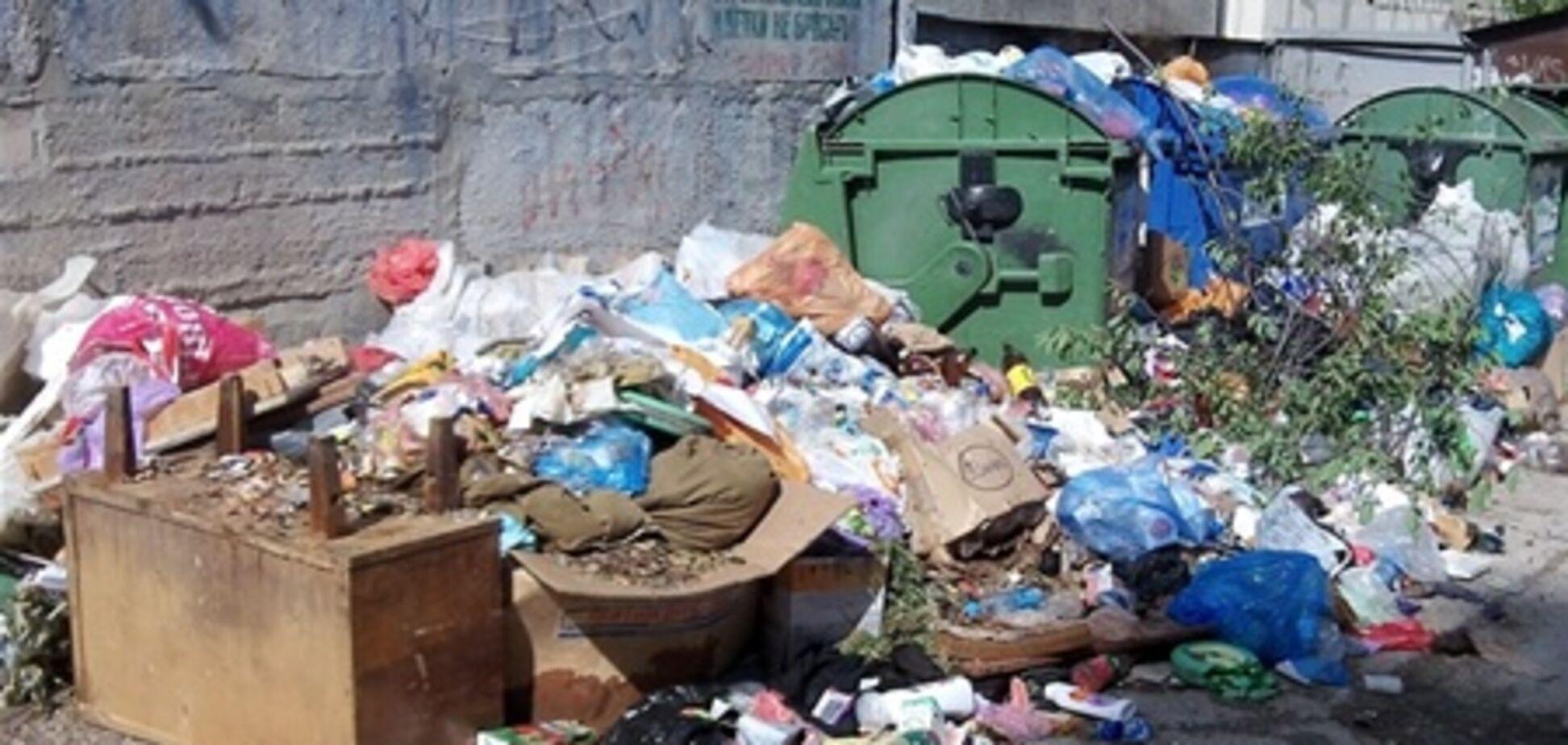 Україні загрожують 'сміттєвий' колапс і епідемія холери