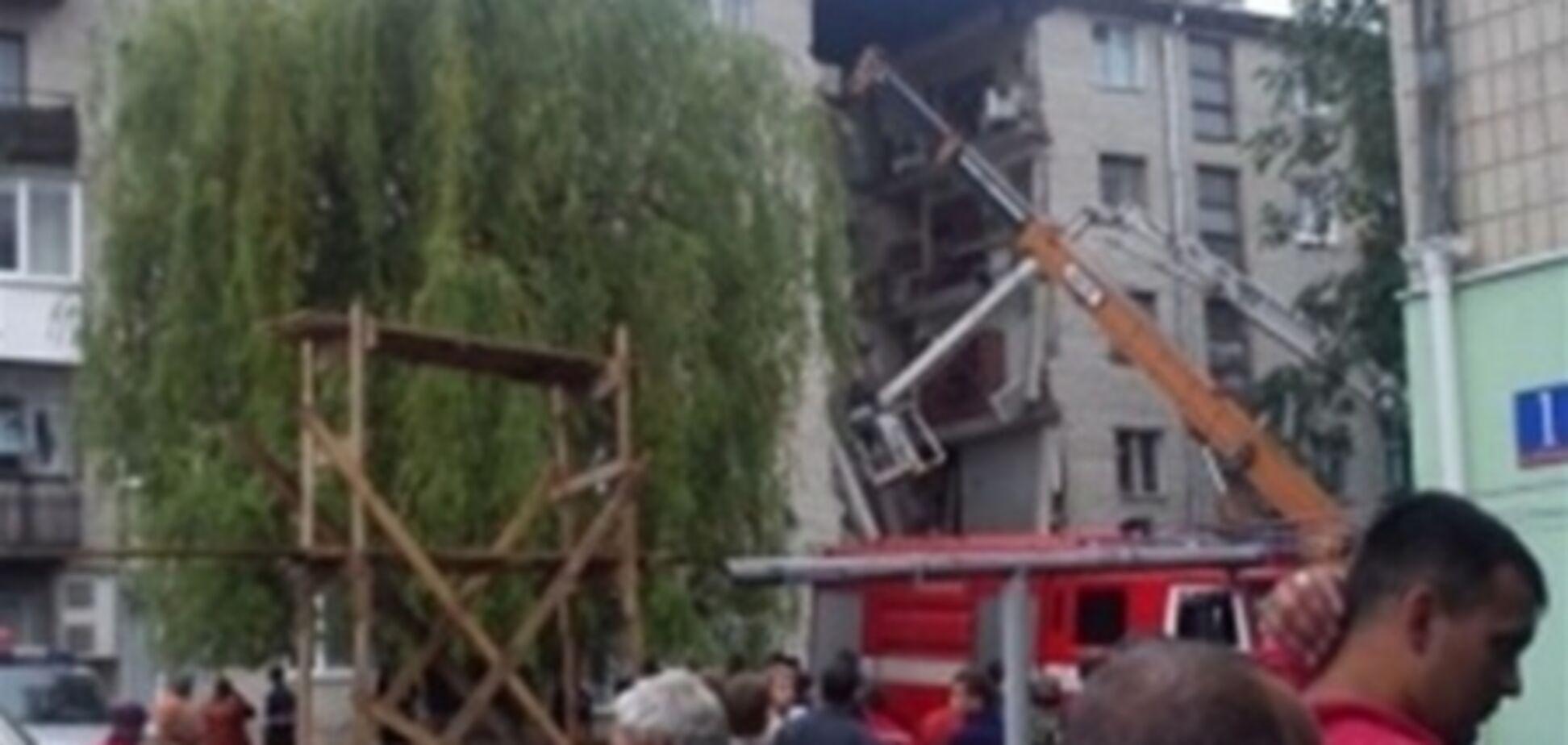 Обрушение дома в Луцке: дело направлено в суд