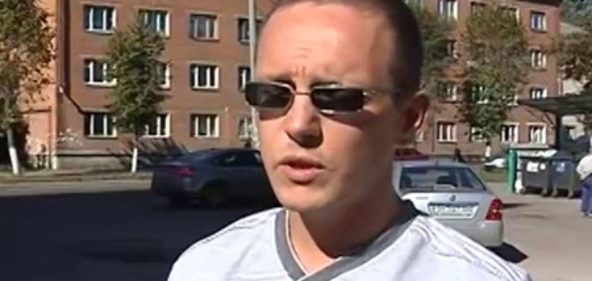 В Житомире прокурор подрался с таксистом