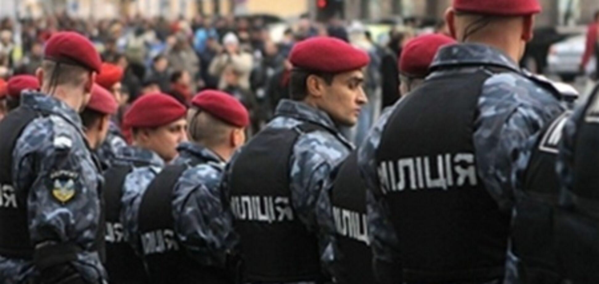 Скандал в 'Беркуте': бойцов заставляли платить дань руководству