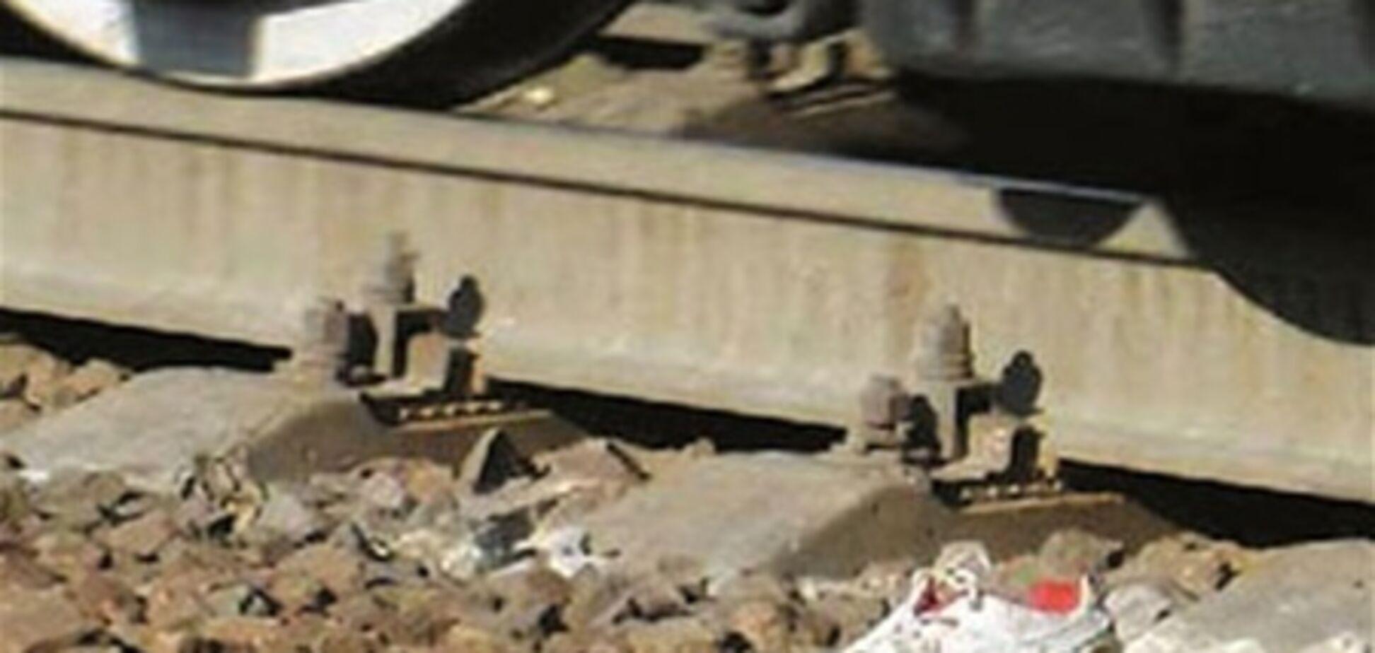 На Полтавщине поезд насмерть сбил мужчину