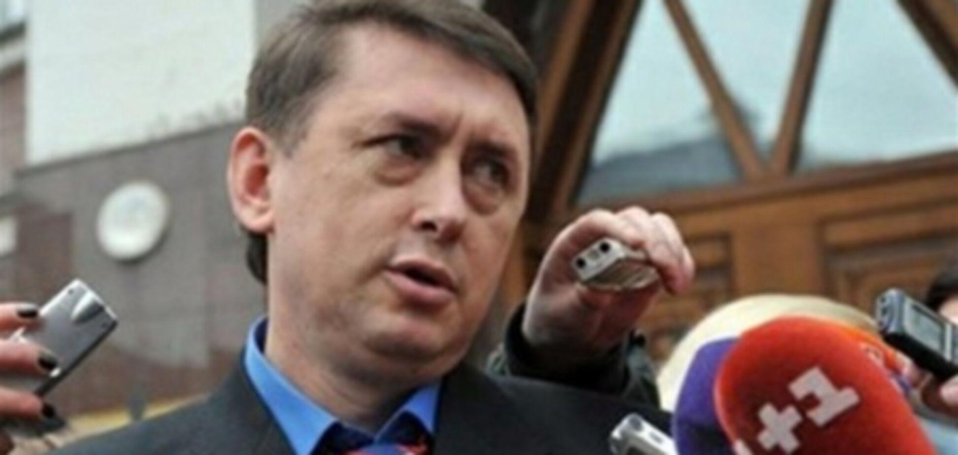 Мельниченко обещает сенсацию по делу Щербаня
