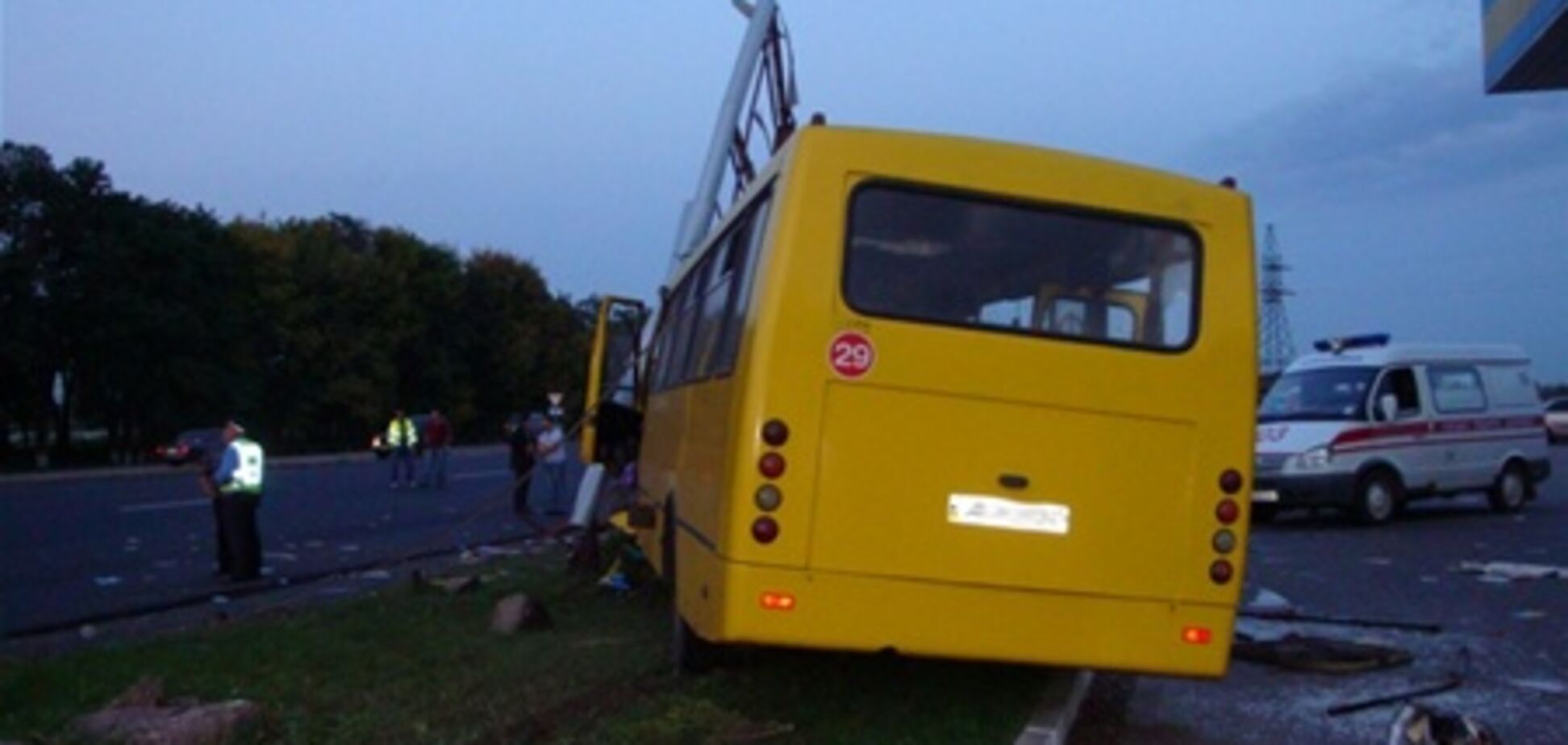Ситуация на дорогах: 106 ДТП, 20 погибших