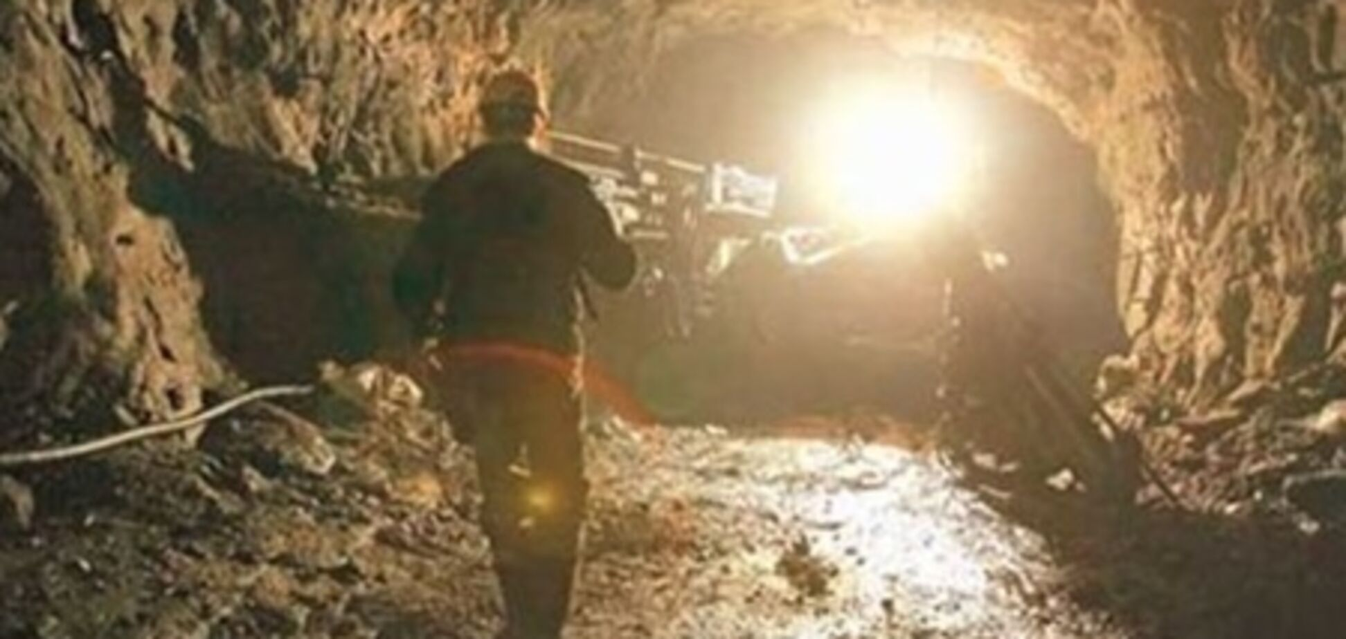 Установлена причина пожара на луганской шахте
