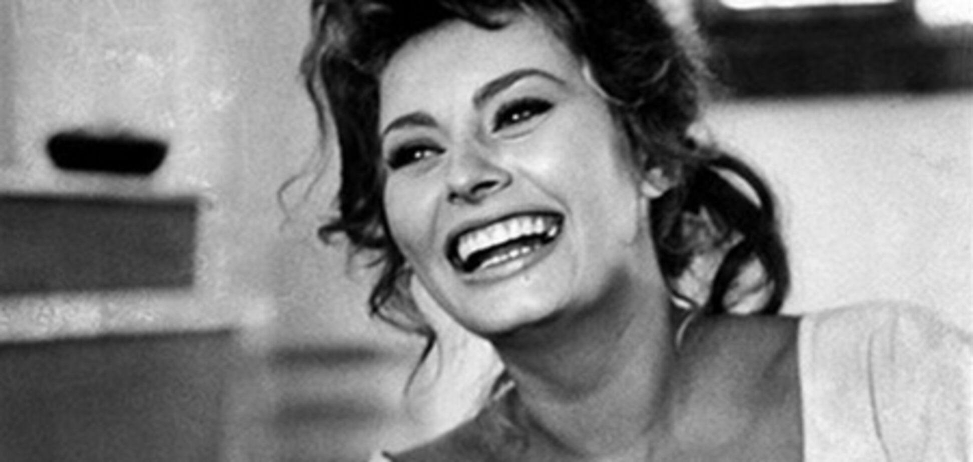 Софи Лорен исполнилось 78